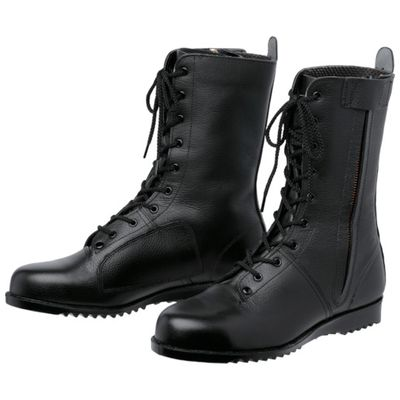 【あす楽対応】ミドリ安全[VS5311NF-25.0] 高所作業用作業靴 VS5311NオールハトメF 25cmVS5311NF25.0