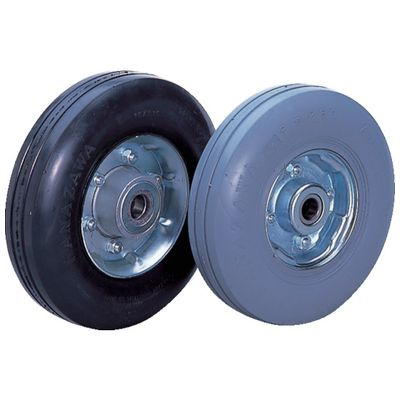 カナツー ZP10X2.75MS-BK ゼロプレッシャータイヤ 車輪 ハブ付ZP10X2.75MSBK