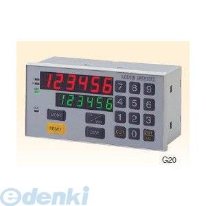 ライン精機(LINE) [G20-0100] 通信機能付電子カウンタ G20-0100 G200100