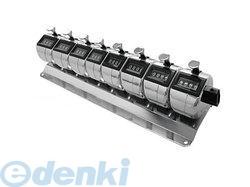 ライン精機 LINE H-102M-8 機械式数取器 H-102M-8 H102M8