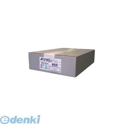 A-one エーワン 28724 パソコンプリンタ&ワープロラベルシール プリンタ兼用 Canonキヤノワード 10面 500シート入 4906186287241