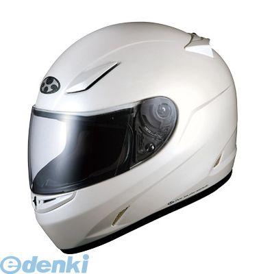 OGK KABUTO(オージーケーカブト) [4966094477837] FF-RIII パールホワイト XL