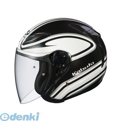OGK KABUTO(オージーケーカブト) [4966094538880] AVAND-2 STAID ホワイトブラック XL