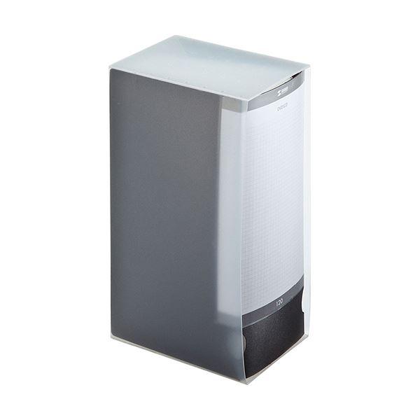 (まとめ)サンワサプライDVD・CDファイルケース 120枚収納 ブラック FCD-FL120BK 1個【×5セット】【卸直送品】