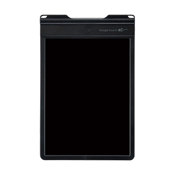キングジム 電子メモパッド ブギーボード黒 BB-9 1台【卸直送品】