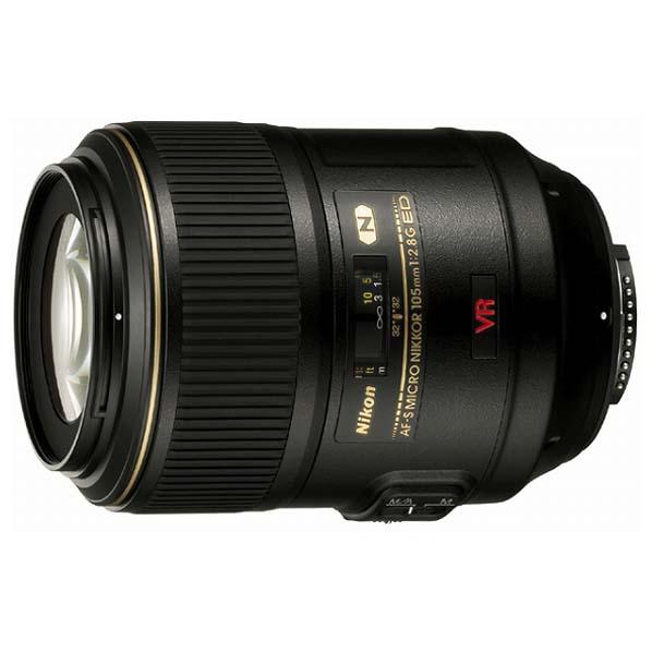 ニコン 一眼レフ交換レンズ AF-SVRMicroED105F2.8G(IF) ブラック AFSVRMC105G:ニコン [AFSVRMC105G]