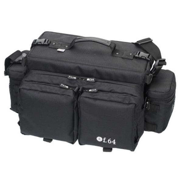 f.64 カメラバッグ ブラック SCX2 [SCX2]