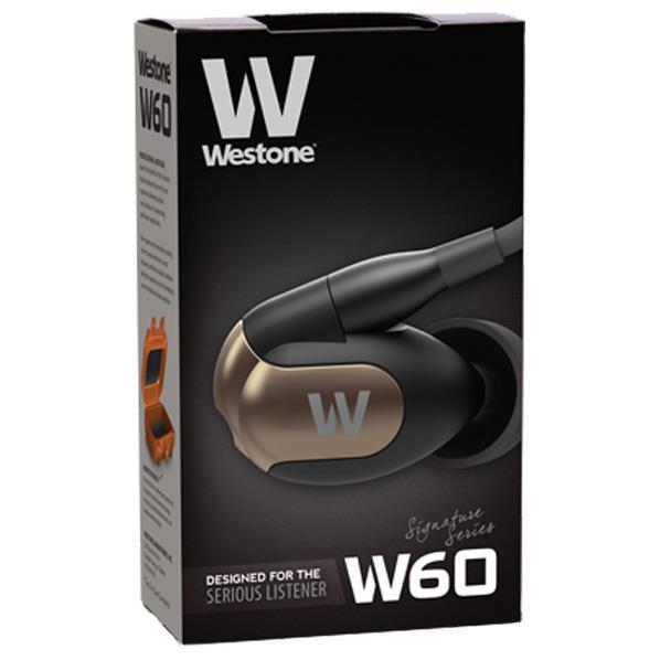WESTONE インナーイヤーヘッドフォン Universal W60 WST-W60 [WSTW60]