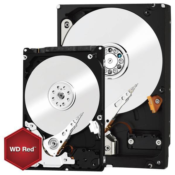 Western Digital 内蔵型 6TB HDドライブ WD Red(3.5inch) WD60EFRX [WD60EFRXC]