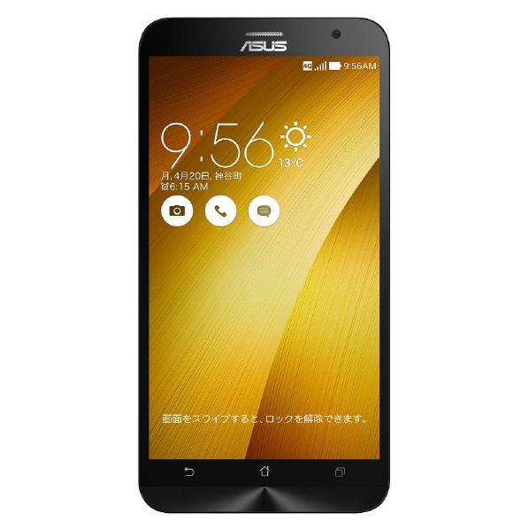ASUS SIMフリースマートフォン LTE対応 ZenFone 2 ZE551ML-GD32S4 [ZE551MLGD32S4]【SYBN】