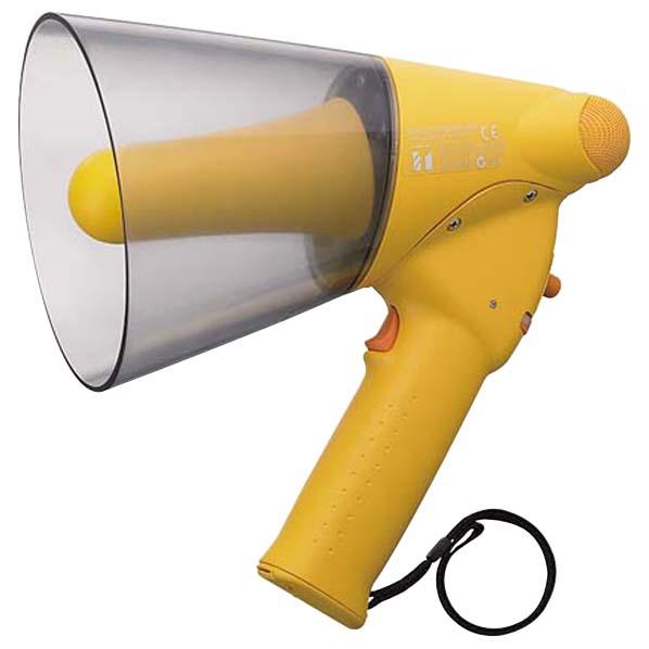 TOA [ER1106W] 防滴メガホン(ホイッスル音付) ER1106W ER1106W TOA [ER1106W], バッグ専門店 Bellect(ベレクト):8893f26f --- knbufm.com