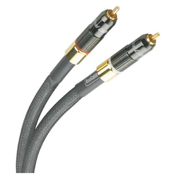 リアルケーブル ステレオ用 RCAケーブル(0.75m) CA1801075M [CA1801075M]