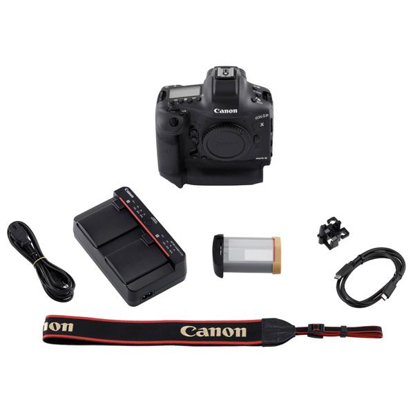 キヤノン デジタル一眼レフカメラ・ボディ EOS-1D X Mark III EOS1DXMK3 [EOS1DXMK3]