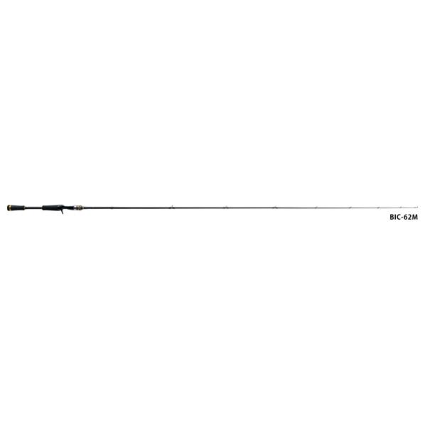 メジャークラフト バスロッド BENKEI/弁慶 BIC-62M バスROD ベンケイ バスRODベンケイ22 [バスRODベンケイ22]