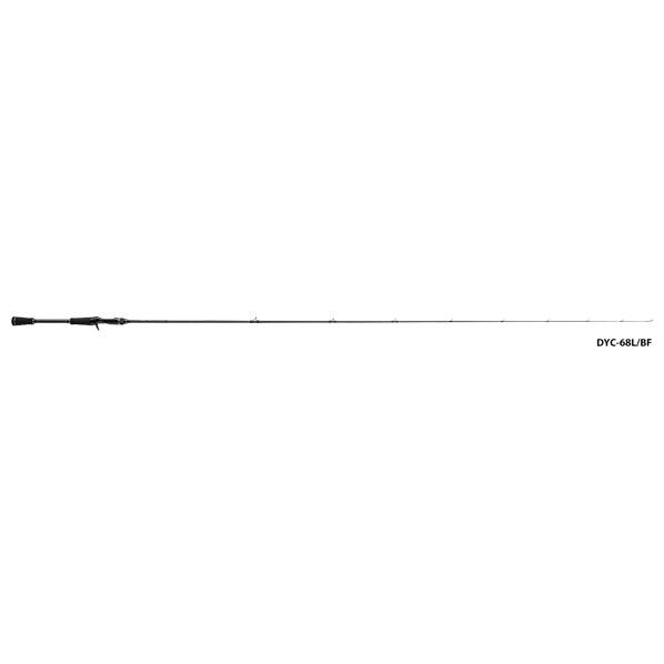 メジャークラフト デイズ DYC-68L/BF デイズDYC68LBF デイズDYC68LBF [デイズDYC68LBF]【JNSP】