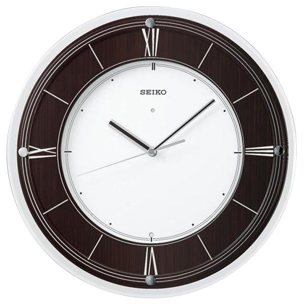 【送料無料】SEIKO 電波掛時計 KX321B [KX321B]