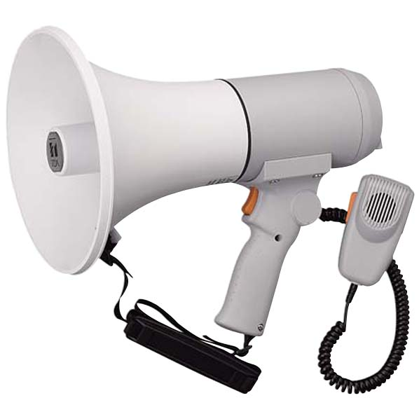 TOA ハンドル付ショルダーメガホン ER-3115 [ER3115]