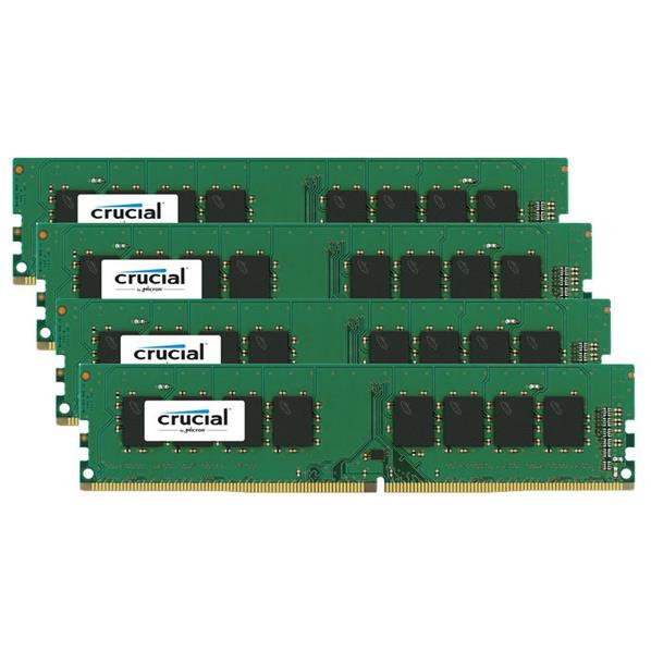 CRUCIAL デスクトップ用PCメモリ(4GB×4) CT4K4G4DFS8213 [CT4K4G4DFS8213]