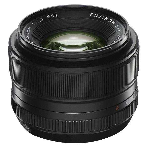 【送料無料】富士フイルム 単焦点レンズ フジノンレンズ XF35mmF1.4 R ブラック F XF35MMF1.4R [FXF35MMF14R]