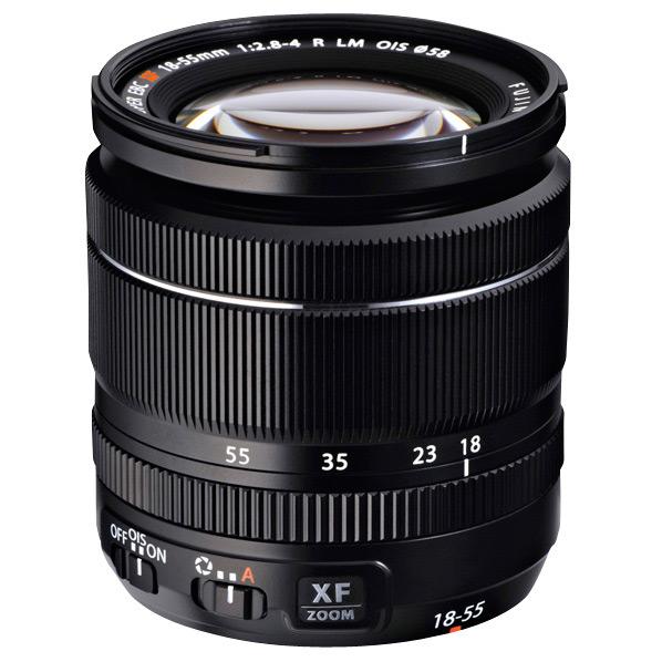 富士フイルム 標準ズームレンズ XF18-55mmF2.8-4 R LM OIS F XF18-55MMF2.8-4 R [FXF1855MMF284R]