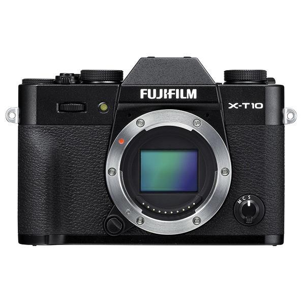 富士フイルム デジタル一眼カメラ・ボディ X-T10 ブラック FX-T10B [FXT10B]【RNH】【SYBN】【MMARP】