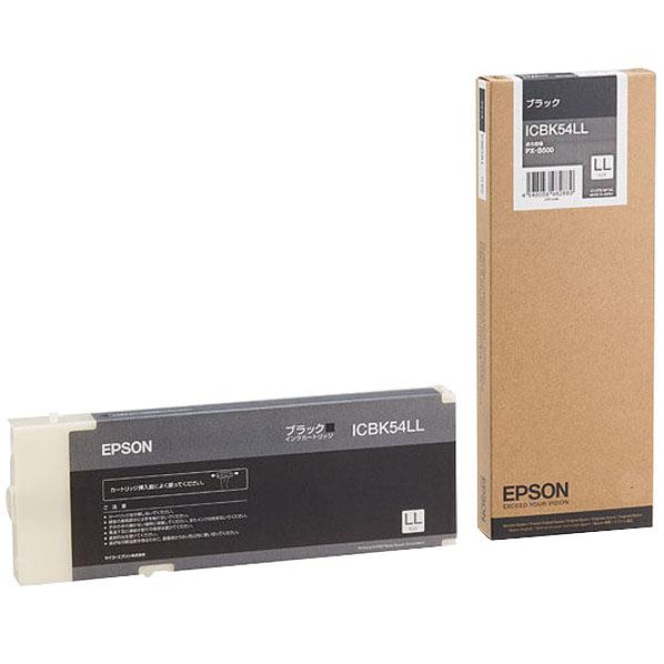 エプソン インクカートリッジ ブラック ICBK54LL [ICBK54LL]