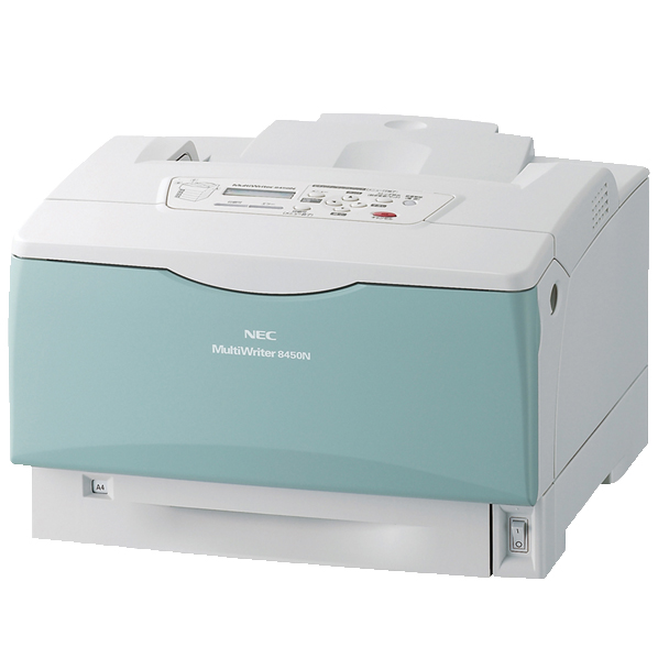 NEC モノクロレーザープリンタ MultiWriter 8450NW PR-L8450NW [PRL8450NW]