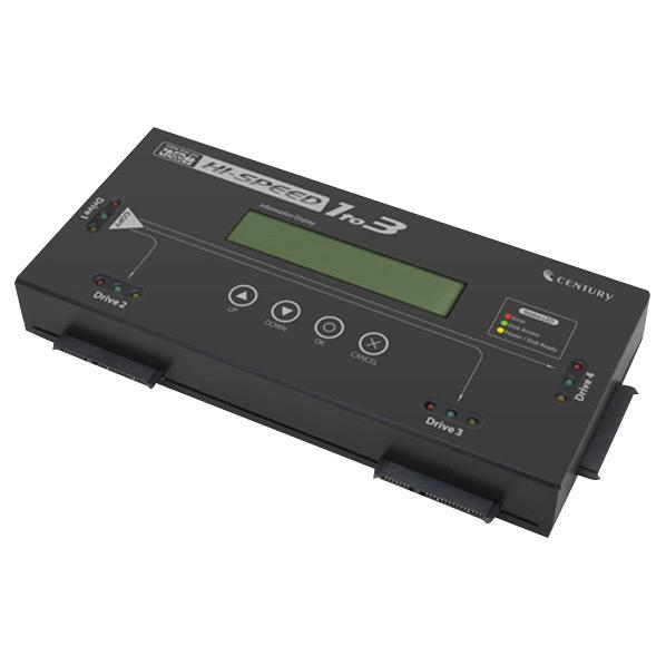 センチュリー HDD/SSD高速コピー&イレースマシン これdo台 Hi-Speed 1to3 KD25/35HS1T3 [KD2535HS1T3]