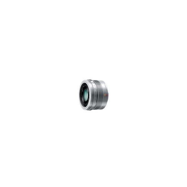 パナソニック デジタル一眼カメラ用交換レンズ シルバー H-X015-S [HX015S]
