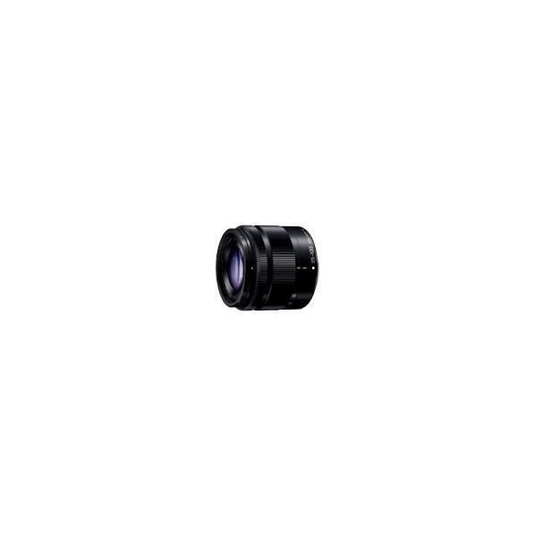 パナソニック デジタル一眼カメラ用交換レンズ ブラック H-FS35100-K [HFS35100K]
