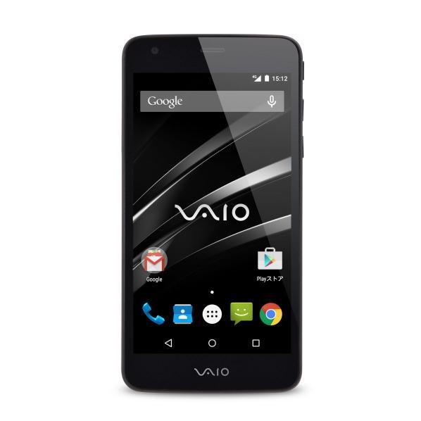 日本通信 VAIO Phone Android 5.0搭載 SIMフリースマートフォン+日本通信 VAIO Phone高速定額申込パッケージ BM-VA10J-P [BMVA10JP]