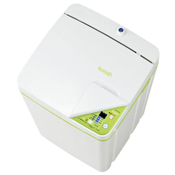 ハイアール 3.3Kg全自動洗濯機 ホワイト JW-K33F-W [JWK33FW]【RNH】