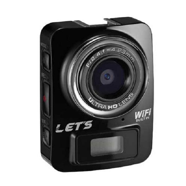 レッツコーポレーション 超ミニカメラ ブラック L-MC4KBK [LMC4KBK]