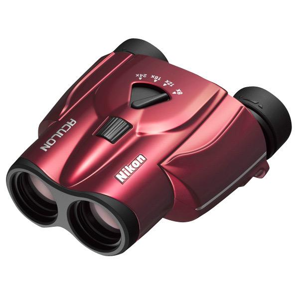 ニコン 双眼鏡 ACULON T11 レッド ACT11RD [ACT11RD]