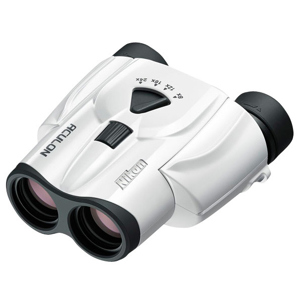 ニコン 双眼鏡 ACULON ホワイト ACT11WH [ACT11WH]