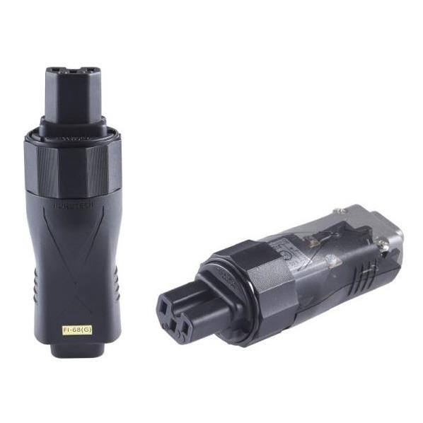 フルテック フィルター一体型インレットプラグ FI-68(G) [FI68G]