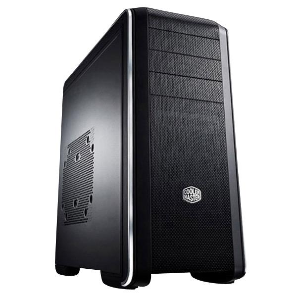 クーラーマスター PCケース CM 690 III ミッドナイトブラック CMS-693-KKN1-JP [CMS693KKN1JP]【KK9N0D18P】