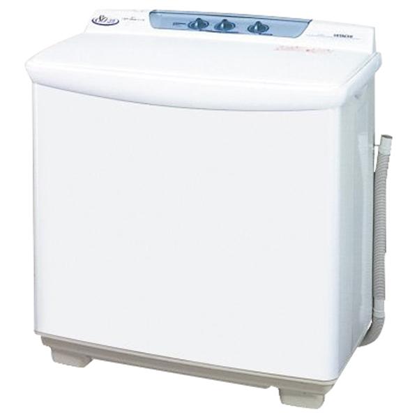 日立 8kg2槽式洗濯機 青空 PS-80S W [PS80SW]【RNH】