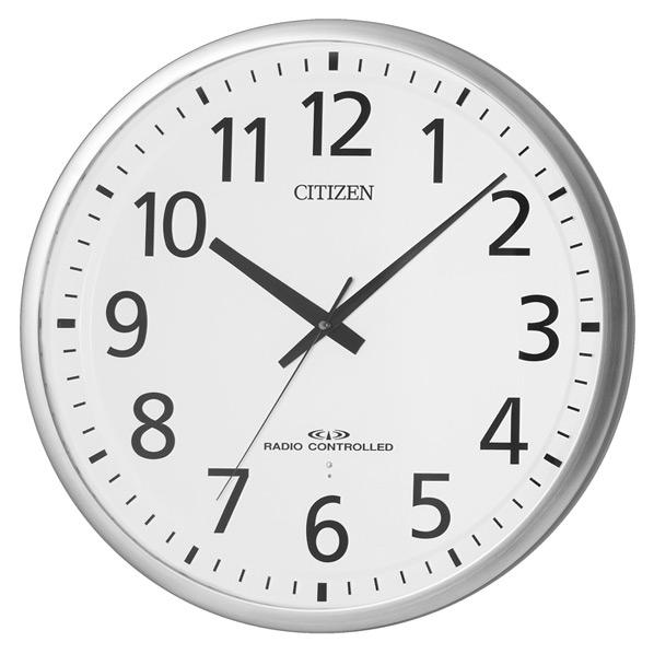 リズム時計 電波掛時計 スペイシーM465 8MY465-019 [8MY465019]