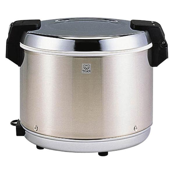 タイガー 業務用電子ジャー(5.4L)(保温用) 炊きたて® ステンレス JHA540A [JHA540A]
