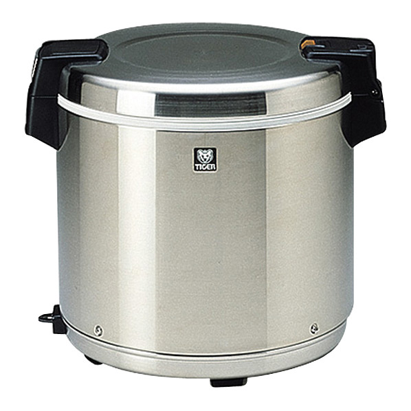 タイガー 業務用電子ジャー(9.0L)(保温用) 炊きたて® ステンレス JHC900A [JHC900A]
