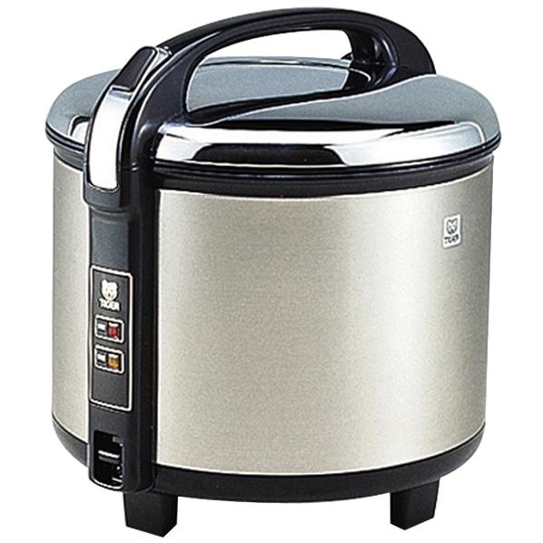 タイガー 業務用炊飯ジャー(1升5合) 炊きたて® ステンレス JCC-270P XS [JCC270PXS]【RNH】