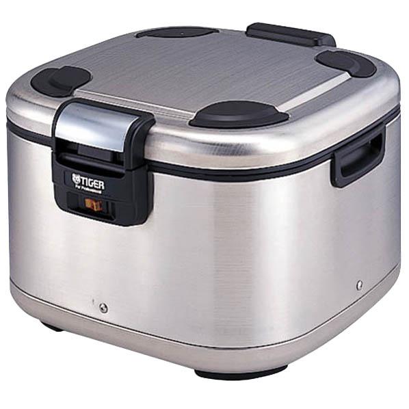 タイガー 電子ジャー(保温専用 3升) 炊きたて® ステンレス3升 JHEA540XS [JHEA540XS]