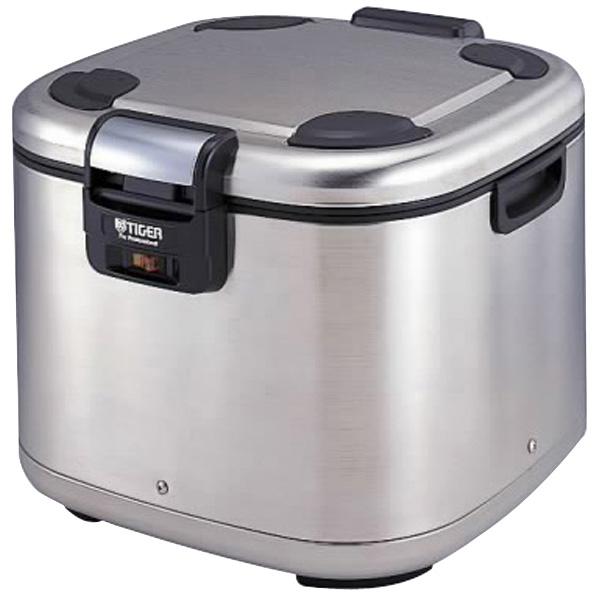 タイガー 電子ジャー(保温専用 4升) 炊きたて® ステンレス4升 JHEA720XS [JHEA720XS]