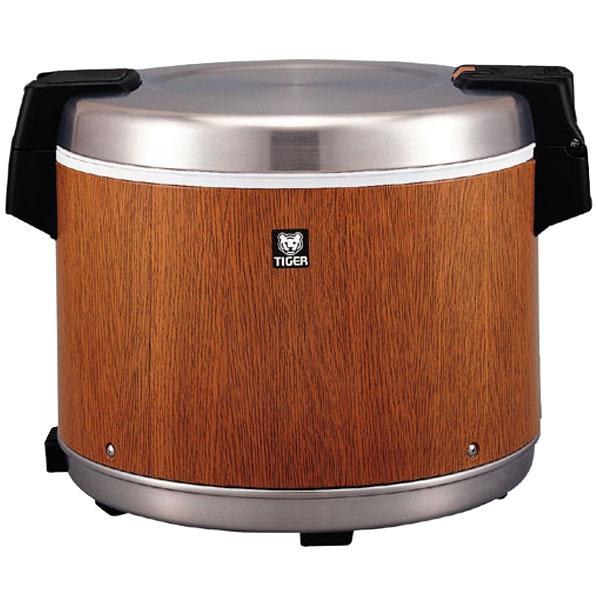 タイガー 電子ジャー(保温専用 5升) 炊きたて® 木目 JHC-9000MO [JHC9000MO]