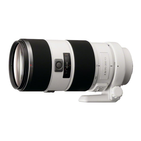SONY Gレンズ 70-200mm F2.8 G SAL70200G [SAL70200G]【SYBN】