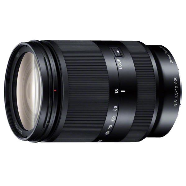 SONY ズームレンズ E 18-200mm F3.5-6.3 OSS LE SEL18200LE [SEL18200LE]