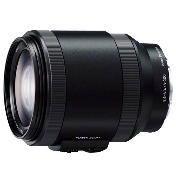 SONY ズームレンズ E PZ 18-200mm F3.5-6.3 OSS SELP18200 [SELP18200]【MMARP】