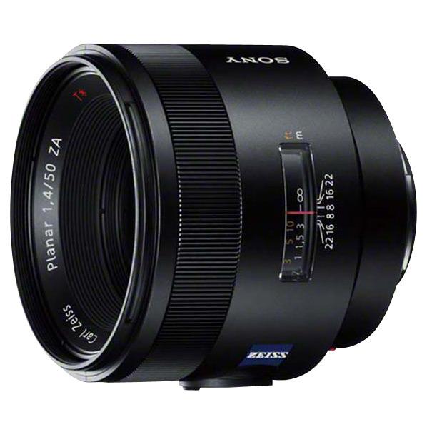 SONY 単焦点レンズ Planar T* 50mm F1.4 ZA SSM SAL50F14Z [SAL50F14Z]