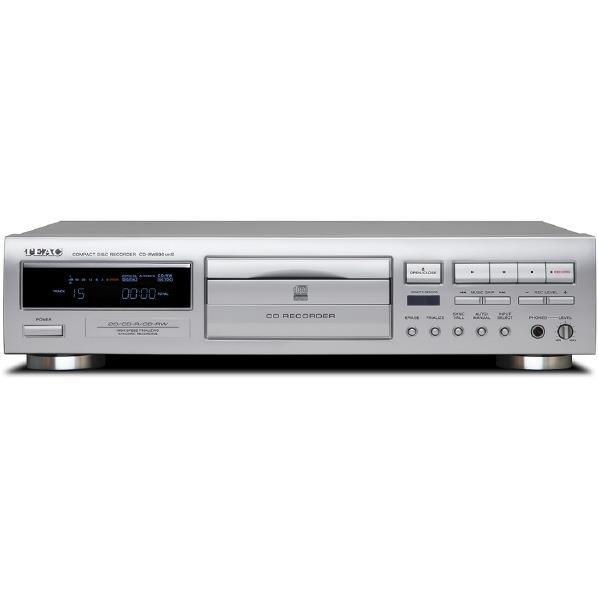 TEAC CDレコーダー シルバー CD-RW890MK2-S [CDRW890MK2S]【RNH】【NATUM】